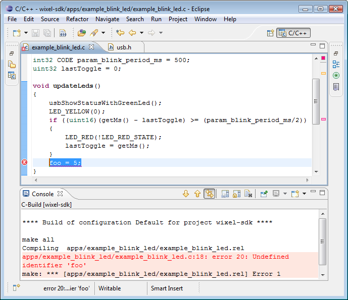 Pololu - 10 c  Using the Eclipse IDE