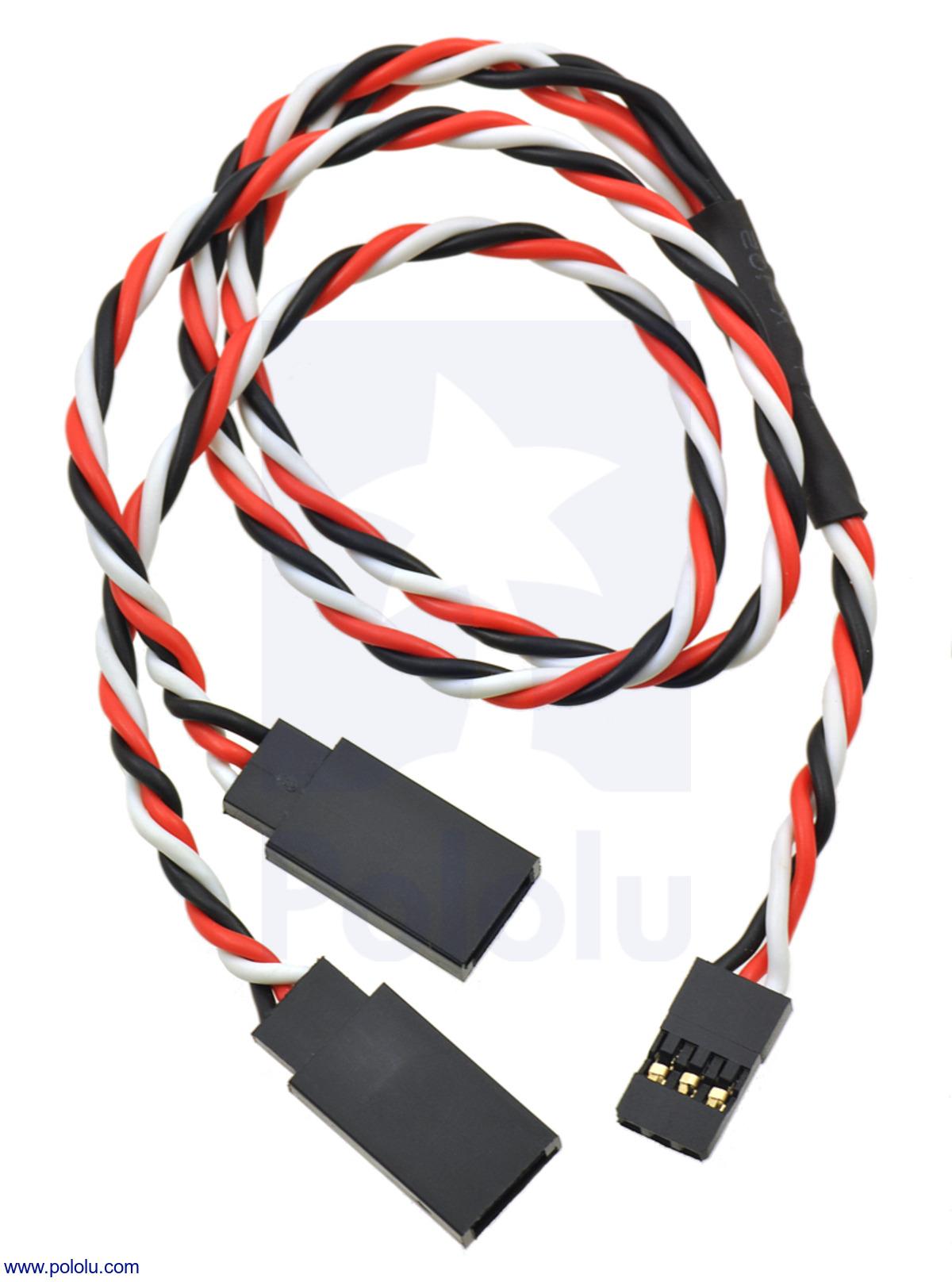 Pololu - Servo Cables