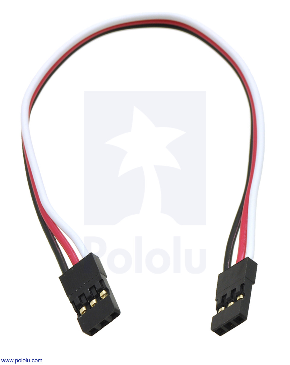 Pololu - Servo Extension Cable 6\