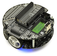 Pololu m3pi Robot with mbed Socket