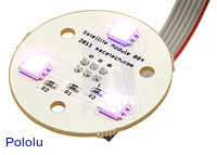 RGB LED Satellite Module 004 (Circle)