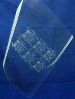 Laser-Cut Mylar SMT Stencil