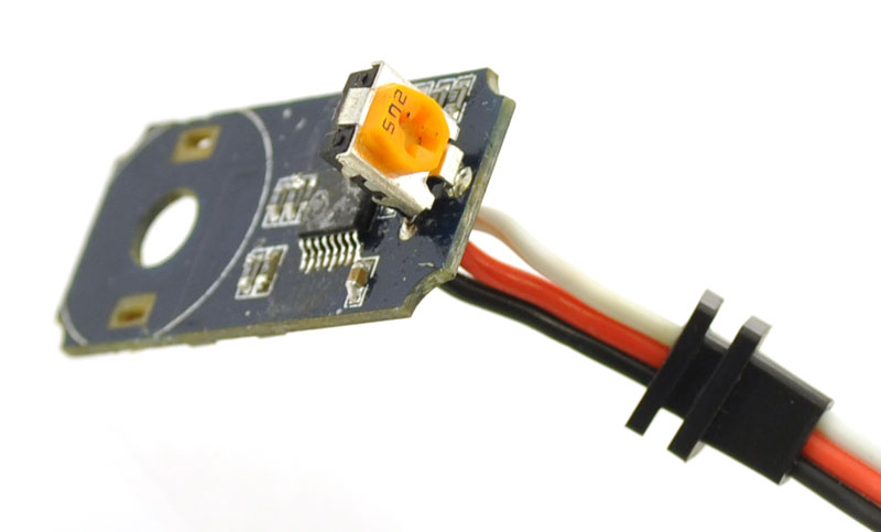 Pololu - Continuous-rotation servos and multi-turn servos