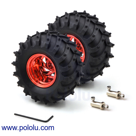 Pololu wheels tracks and ball casters products in category wheels tracks and ball casters publicscrutiny Gallery