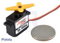 Power HD Micro Servo HD-1600A