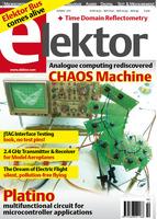 Free Elektor magazine October 2011