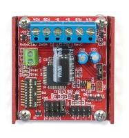 Basic Micro RoboClaw 2x5A dual motor controller.