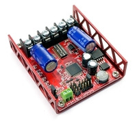 Basic Micro RoboClaw 2x15A or 2x30A dual motor controller.