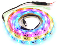 Addressable RGB 60-LED Strip, 5V, 2m (High-Speed TM1804)