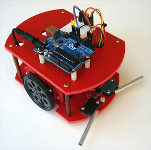 Popular Mechanics Build Your First Robot