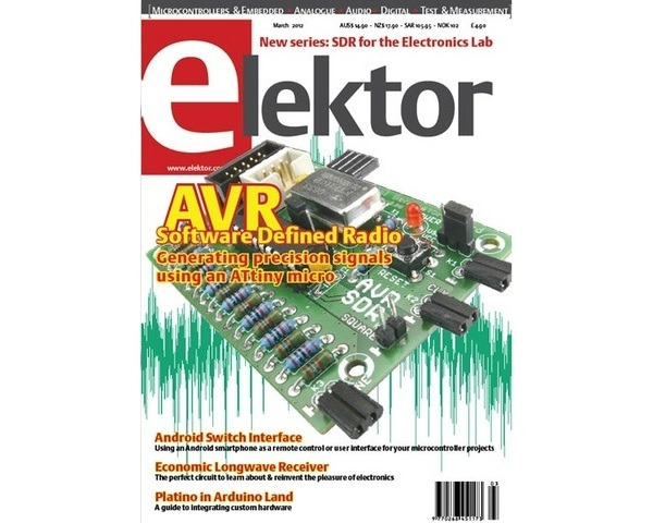 Pololu - Free Elektor magazine March 2012