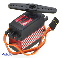 Power HD coreless digital servo 8312TG