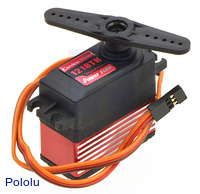 Power HD High-Torque, High-Voltage Digital Servo 1218TH