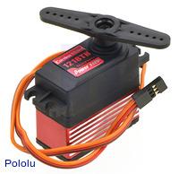 Power HD High-Torque, High-Voltage Digital Servo 1218TH