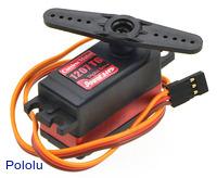 Power HD Low-Profile Digital Servo 1207TG