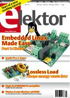 Free Elektor magazine May 2012