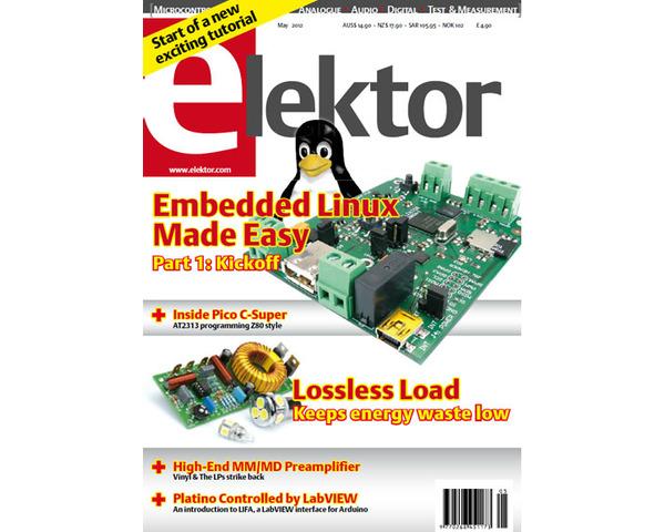 Pololu - Free Elektor magazine May 2012