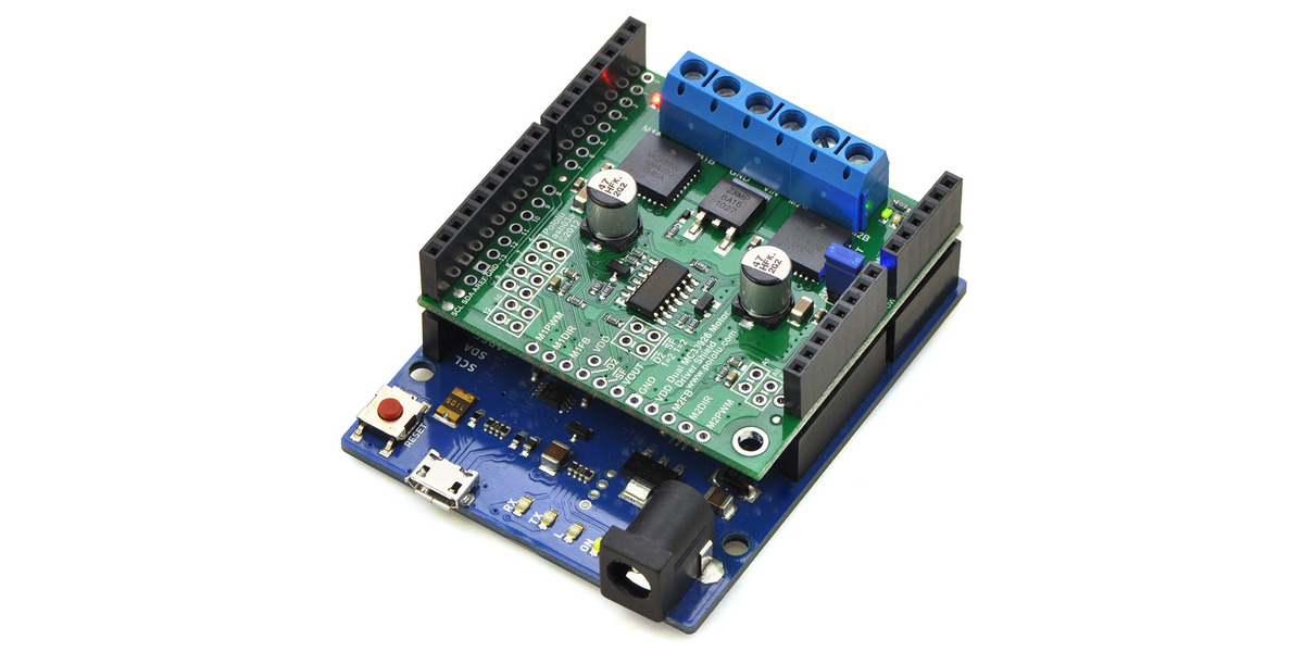 Buy MC33926 Motor Driver Carrier online in India
