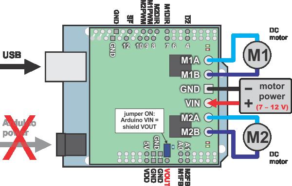 miltone etape arduino wiring diagram arduino logic diagram pololu dual mc33926 motor driver shield user rsquo s guide #4