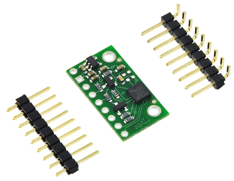 Pololu - L3GD20 3-Axis Gyro Carrier with Voltage Regulator