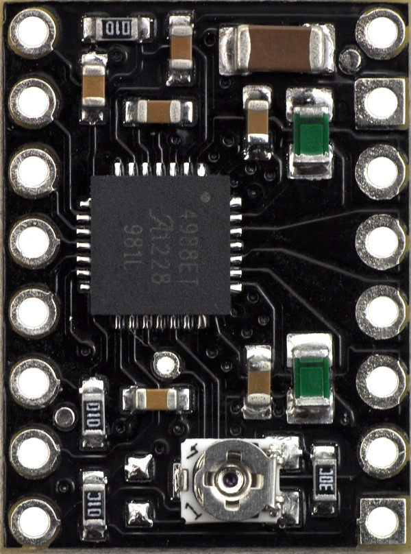 DRV8825 Stepper Motor Driver Carrier, High Current