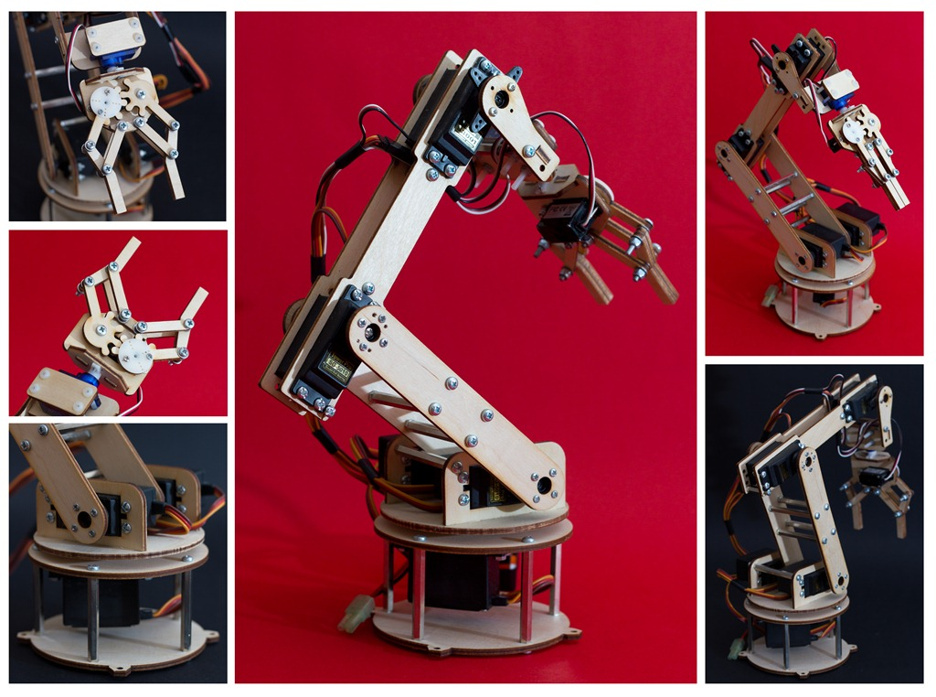 Pololu Robotic Arm