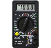 Elenco M-1008K Multimeter Kit
