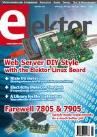 Free Elektor magazine November 2012