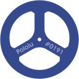"""1.75"""" x 0.125"""" GM6,7 Wheel Pair Blue"""