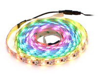 Addressable RGB 150-LED Strip, 5V, 5m, (Low-Speed TM1804)
