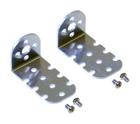 Pololu 15.5D mm Metal Gearmotor Bracket Pair