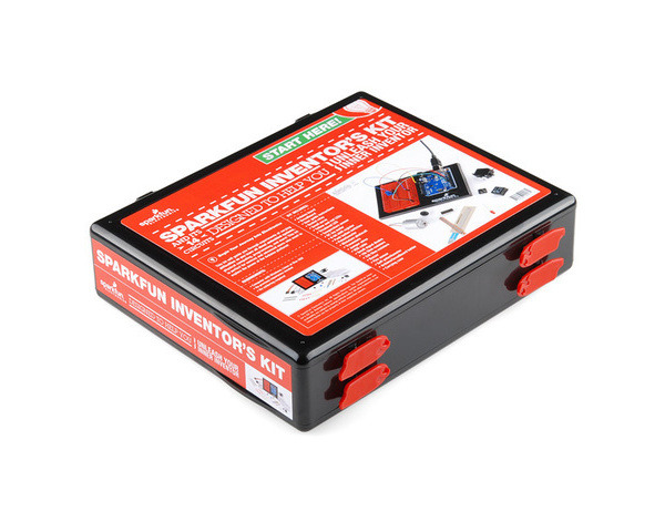 SparkFun Inventor's Kit for Arduino with Retail Case