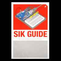 SparkFun Inventor's Kit for Arduino user guide.