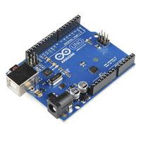 Arduino Uno R3 SMD edition.