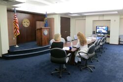 Meeting with Governor's Office of Economic Development