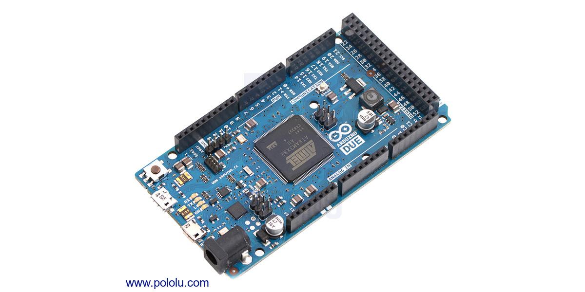 Pololu - Arduino Due