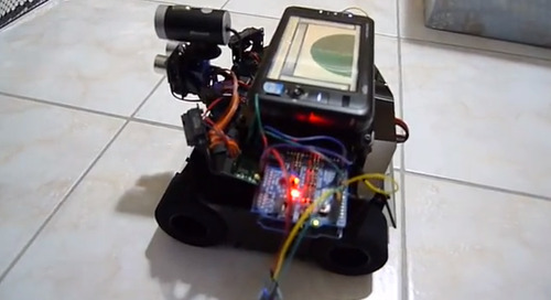 Daryl robot