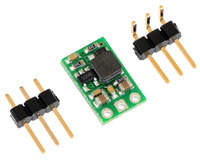 Pololu step-up voltage regulator U3V12Fx with included hardware.