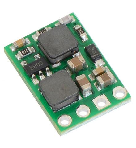 Pololu - Step-Up/Step-Down Voltage Regulators