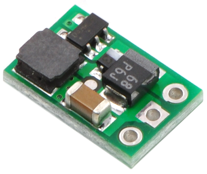 pololu 3 3v step up voltage regulator ncp1402Step Up Circuit Low Voltage To High Voltage Electronic Projects Ic #10