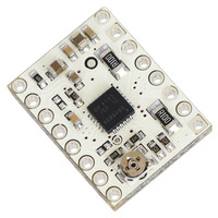 DRV8834 low-voltage stepper motor driver carrier.