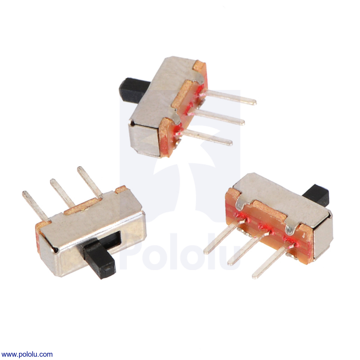 Pololu Switches Buttons And Relays R C Switch 3 For Radio Control Applications New