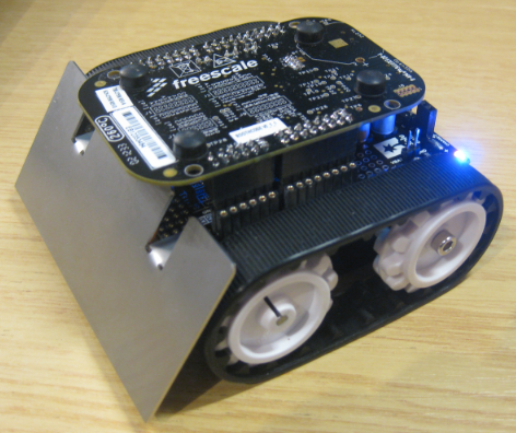 Freedom Zumo Robot