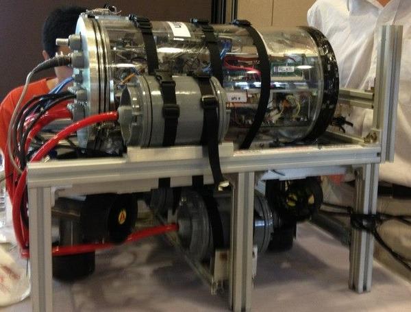 BumbleBee Autonomous Underwater Vehicle