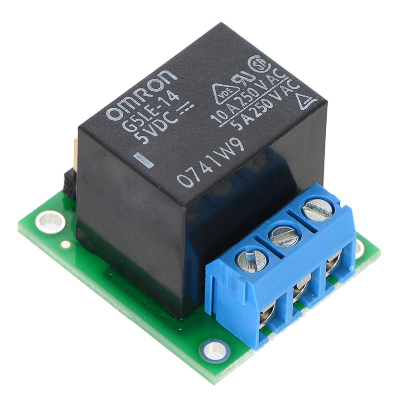 Pololu Basic SPDT Relay Carrier with 5VDC Relay Assembled