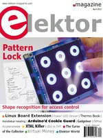 Free Elektor magazine April 2013