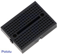 170-Point Breadboard (Black)