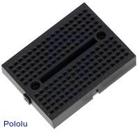 170-Point Breadboard (Black)