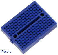 170-Point Breadboard (Blue)