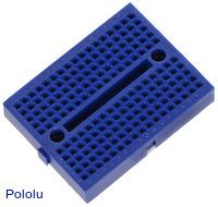 170-Point Breadboard (Blue)